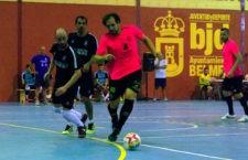 El Jaén FS se presenta con una primera goleada en Bélmez