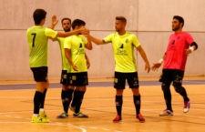 El Jaén FS fabrica una decena de goles en Cabra