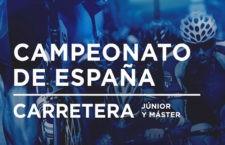 Tres jiennenses formarán parte de la Selección Andaluza Júnior de Carretera para disputar el Campeonato de España