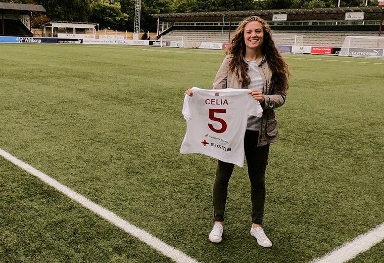 Celia Jiménez se marcha al Rosengård sueco para disputar la Champions