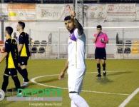 El Real Jaén endosa ocho tantos al Begíjar