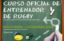 Jaén acogerá un curso de entrenador de rugby entre noviembre y diciembre