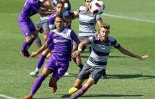 El Real Jaén vence por la mínima en el amistoso matinal de Granada