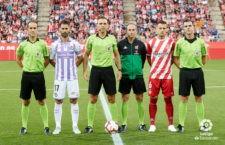 El Valladolid de Javi Moyano suma un punto en el partido de estreno de la Primera División