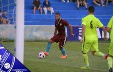 El Linares Deportivo empata ante el Almería 'B' en su último compromiso de pretemporada