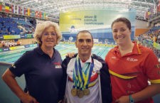 Martínez Tajuelo concluye el Europeo de Dublín con un total de cuatro bronces