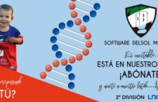 El Mengíbar FS apela al ADN del futsal en su campaña de abonados
