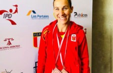 Natalia Romero consigue dos bronces en los Campeonatos Iberoamericanos