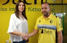Pedro Cuadra, nueva incorporación al cuerpo técnico del Jaén FS. Foto: Jaén FS.