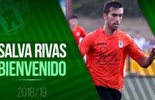 El central Salva Rivas firma por el Atlético Mancha Real