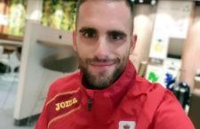 Sebas Martos luchará en Berlín por 'su momento' en 2018