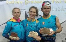 Destacable papel del Sierra Sur de Jaén en la Subida Internacional al Veleta