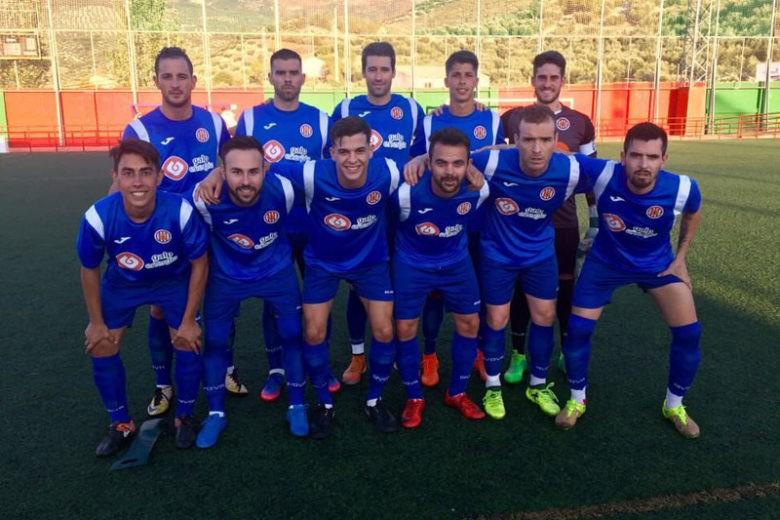 El equipo tosiriano se enfrentará al Atlético Arjonilla en la Copa Presidente. Foto: UDC Torredonjimeno.