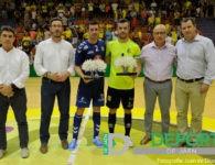 El Jaén FS vence en el Trofeo del Olivo ante el Valdepeñas FS
