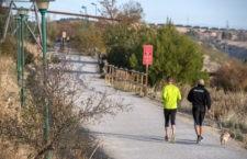 Apuesta por la mejora de la Vía Verde del Aceite para impulsar el ocio y el deporte