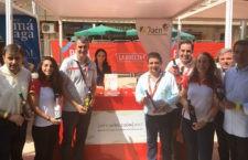 La riqueza gastronómica de Jaén se exhibe en las etapas de La Vuelta