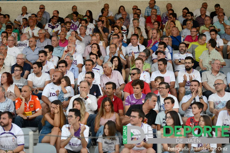 El Real Jaén cierra su campaña con 3.966 abonados