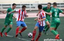 El Atlético Mancha Real cae en la cancha del Poli Almería