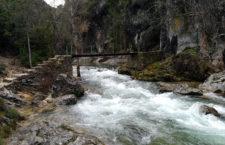 La ruta por la ribera del Río Borosa