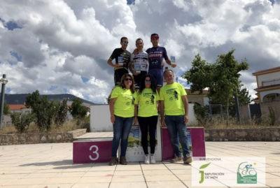 José Luis Carrasco se impone en la II Maratón 'La Serrana'