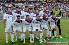 Convocatoria del Real Jaén para el encuentro de Copa del Rey