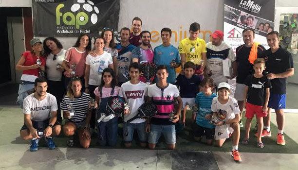 La competición de la FAP volvió a Jaén con el ABS 1000, Menores y Veteranos
