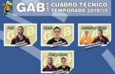 El GAB Jaén confecciona su cuadro técnico de la temporada 2018-19