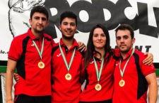 El Grupo de Espeleología de Villacarrillo, campeón de Andalucía en Descenso de Cañones