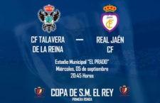 El Real Jaén – CF Talavera será emitido en directo por CMM TV