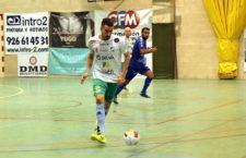 El Mengíbar FS suma un punto en la cancha del Manzanares