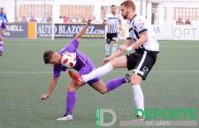 Los penaltis condenan al Real Jaén y es eliminado de la Copa del Rey