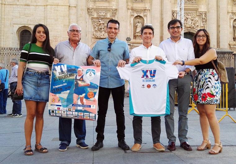 La XV Subida al Pantano del Quiebrajano reunirá este domingo a unos 800 participantes