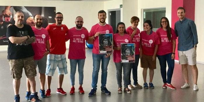 Santa Gadea Sport impulsa la Escuela de Padel Adaptado