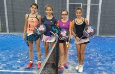 La joven jiennense Alicia Merenciano, campeona de la 5ª prueba del Circuito Andaluz de Menores de padel