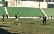 Lara hizo el gol del empate de los tosirianos. Foto: Twitter Terceradivgr9