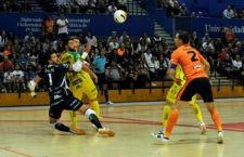 El Jaén FS suma un punto en la cancha del Ribera Navarra