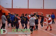 Carboneros celebra este sábado el VI Torneo Nacional de fútbol sala 'Álvaro Del Bosque'