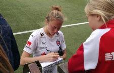 La derrota deja a Celia Jiménez sin el título de campeonas de la Liga Sueca. Foto: @celiajimdel
