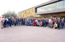 Los comisarios ciclistas analizan en Jaén las modificaciones reglamentarias de la UCI para la próxima temporada