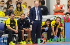 """Rodríguez: """"Nos enfrentamos a un rival directo que aspira a los mismos objetivos que nosotros"""""""