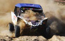 Delgado y Díaz logran un gran resultado en el V Rally TT de Guadalajara