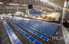 El mejor fútbol sala del mundo aterriza en Ifeja