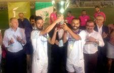 El Real Jaén, campeón de la V Copa Presidente Diputación