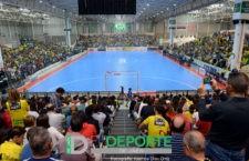 El Jaén FS – ElPozo Murcia se disputará en Ifeja