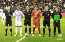 El futbolista jiennense completó 73 minutos durante el partido. Foto: LaLiga.
