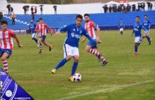 Un solitario gol de Jorge Barba le da la victoria al Linares en el derbi ante el Torredonjimeno