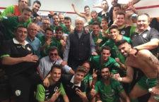 Una remontada le da la victoria al Mancha Real frente a la UD San Pedro