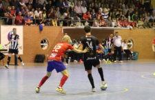 El Mengíbar FS vuelve a la Liga tras su eliminación en Copa del Rey. Foto: Mengíbar FS.