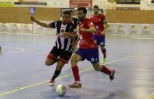 El Mengíbar FS se despide de la Copa del Rey. Foto: Cartagena FS.