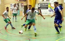 Nuevo test para el Mengíbar FS en su feudo, ante el Rivas Futsal